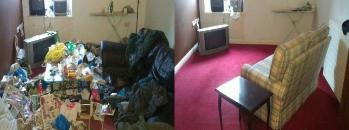 same day house clearance in dublin